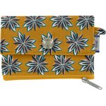 zipper pouch card purse aniseed star - PPMC