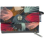 zipper pouch card purse fireworks - PPMC