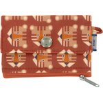 zipper pouch card purse géotigre - PPMC