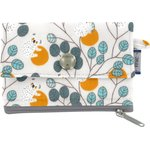 zipper pouch card purse koala - PPMC