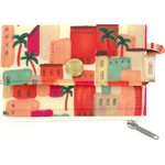 zipper pouch card purse medina - PPMC