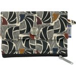 zipper pouch card purse mosaïka - PPMC