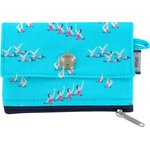 zipper pouch card purse swimmers - PPMC