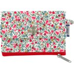 zipper pouch card purse rosary - PPMC