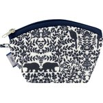 Coin Purse scandinave navy blue - PPMC