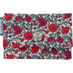 Multi card holder poppy - PPMC