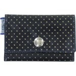 Multi card holder navy gold star - PPMC