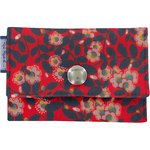 Multi card holder vermilion foliage - PPMC