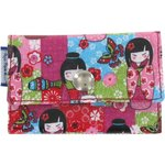 Multi card holder kokeshis - PPMC