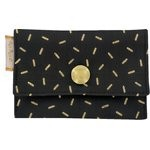 Multi card holder golden straw - PPMC