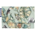 Multi card holder paradizoo mint - PPMC