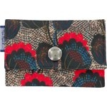 Multi card holder royal poppy - PPMC