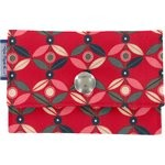 Multi card holder paprika petal - PPMC