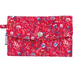 Wallet cherry cornflower - PPMC