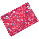 Compact wallet cherry cornflower - PPMC
