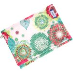 Compact wallet powdered  dahlia - PPMC