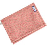 Compact wallet mini pink flower - PPMC