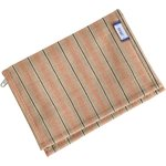 Compact wallet bronze copper stripe  - PPMC
