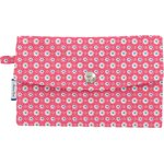 Wallet small flowers pink blusher - PPMC
