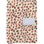 Health book cover confetti aqua - PPMC