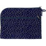 Document Holder A5 navy gold star - PPMC