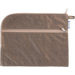 Document Holder A5 copper linen - PPMC