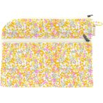 Document Holder A5 mimosa jaune rose - PPMC