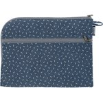 Document Holder A5 silver straw jeans - PPMC