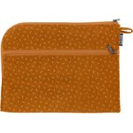 Document Holder A5 caramel golden straw - PPMC