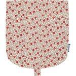 Rabat petite besace fleurette rouge - PPMC