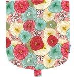 Rabat petite besace ombrelles - PPMC