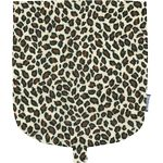 Flap of small shoulder bag leopard print - PPMC