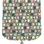 Flap of saddle bag animals cube - PPMC