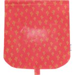 Flap of saddle bag gold cactus - PPMC