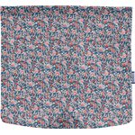 Square flap of saddle bag  flowered london - PPMC