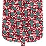 Tapa de bolso cruzado cerezo rubí - PPMC