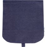 Flap of saddle bag etoile marine or - PPMC