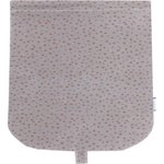 Flap of saddle bag triangle cuivré gris - PPMC