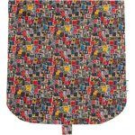 Flap of saddle bag multi letters - PPMC