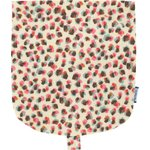Flap of small shoulder bag watercolor confetti - PPMC