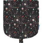 Flap of small shoulder bag constellations - PPMC