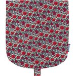 Flap of small shoulder bag poppy - PPMC