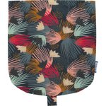 Flap of small shoulder bag fireworks - PPMC