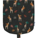 Flap of small shoulder bag palma girafe - PPMC