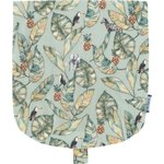 Flap of small shoulder bag paradizoo mint - PPMC