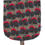 Flap of small shoulder bag royal poppy - PPMC