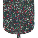Flap of small shoulder bag  tulipes - PPMC