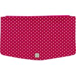 Flap of fashion wallet purse etoile or fuchsia - PPMC
