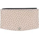 Flap of fashion wallet purse pink coppers spots - PPMC