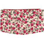 Flap of fashion wallet purse rose blush - PPMC